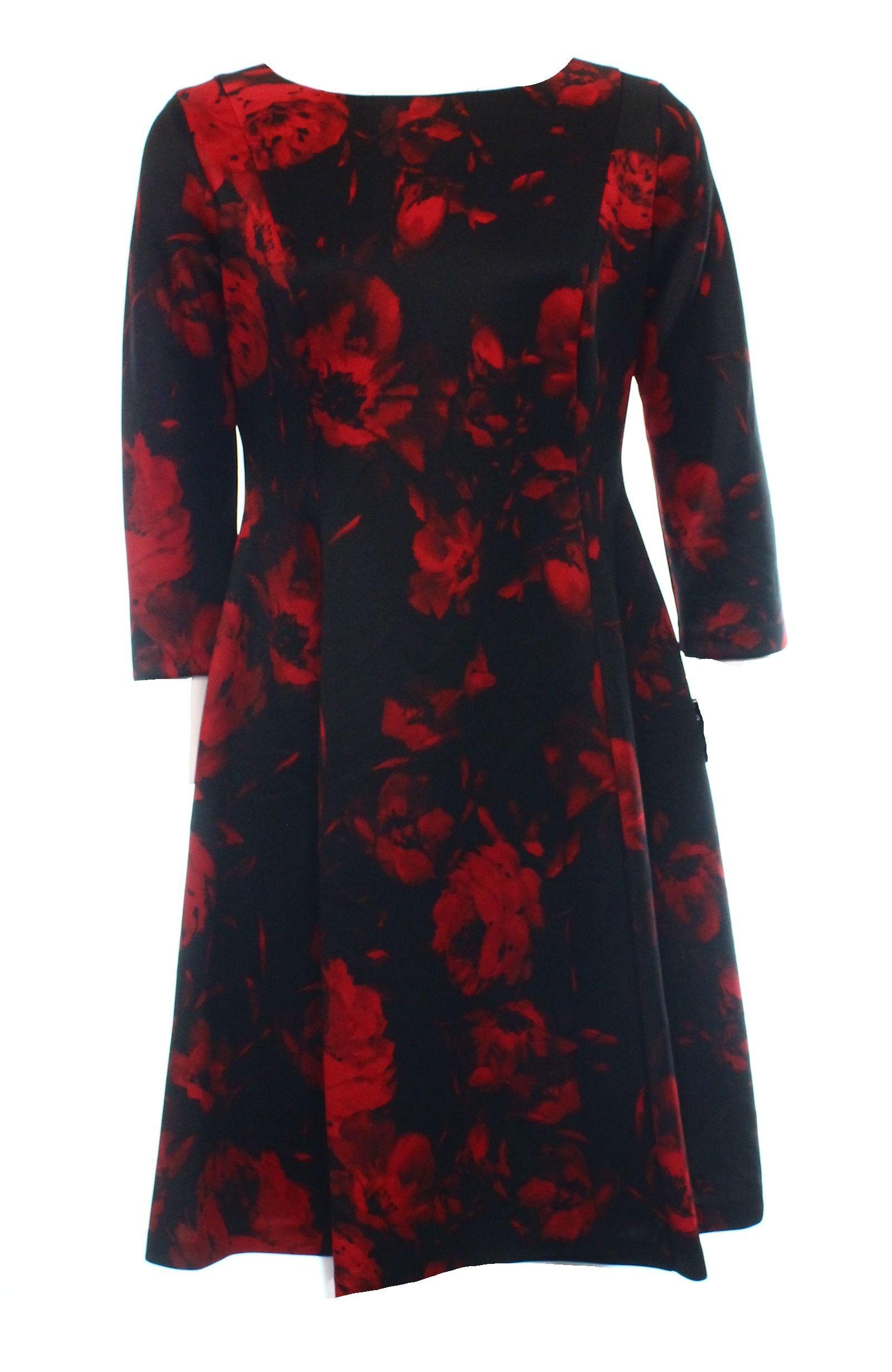 Walmart Womens Black Dress Dresses Red Dress [ 2463 x 1601 Pixel ]