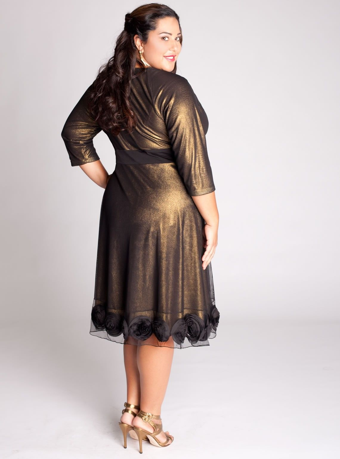 One stop plus size summer dresses