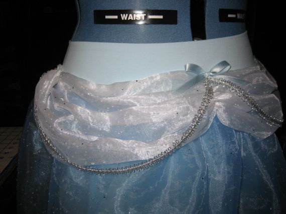 Cinderella style Running Skirt fit for a by