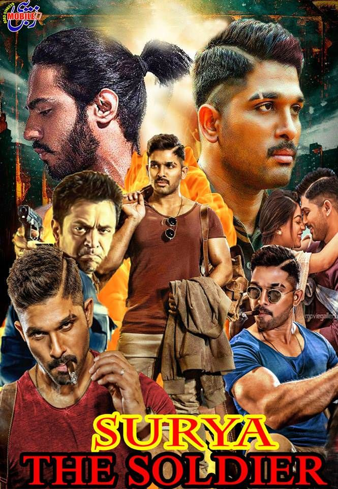 SuryaThe Soldier (2018) Hindi Dubbed Download movies
