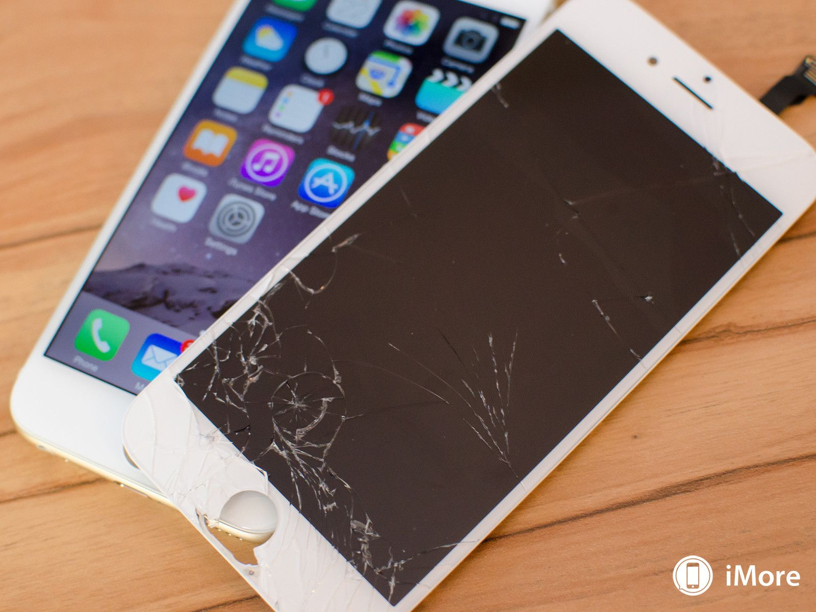 newest 17b1d 9030a How to fix a broken iPhone 6 screen in 10 minutes | iMore | Clean ...