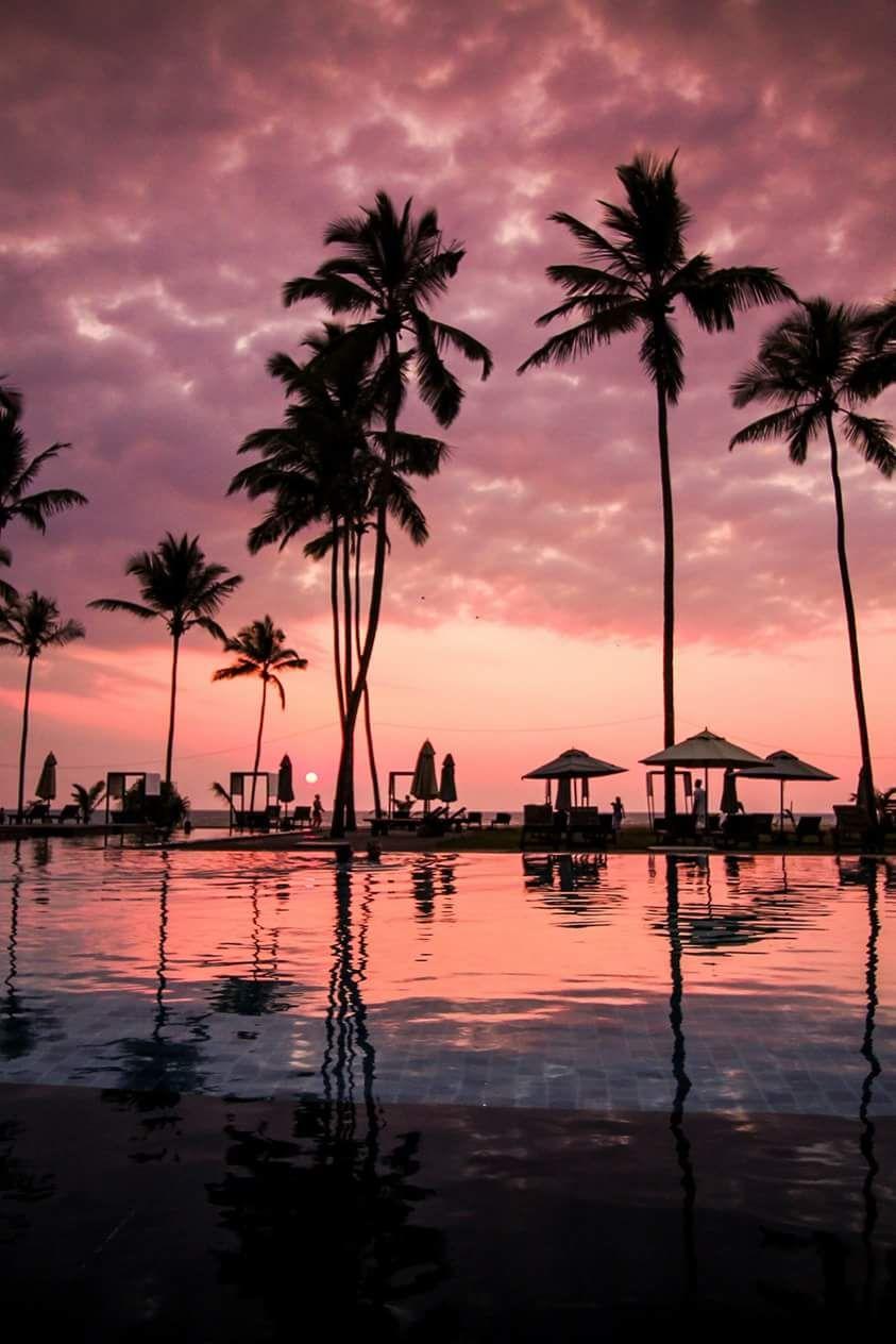 Negombo Beach Sri Lanka Wallpaper Iphone Summer Nature