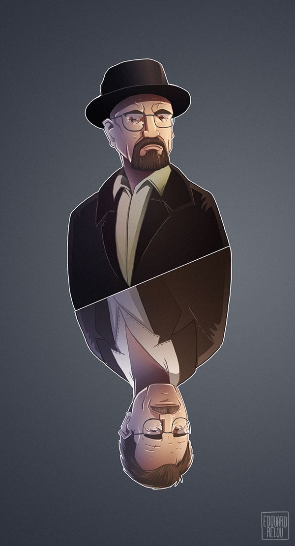 Breaking Bad by Edouard Relou | Во все тяжкие, Фильмы
