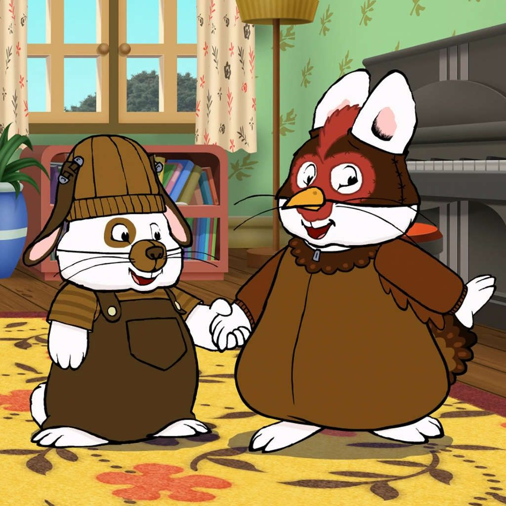 Join the adventures of funny bunnies Max and Ruby. Watch full ...