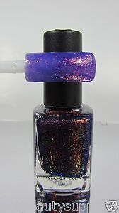 The Uptown  - Love this Purple Glitter