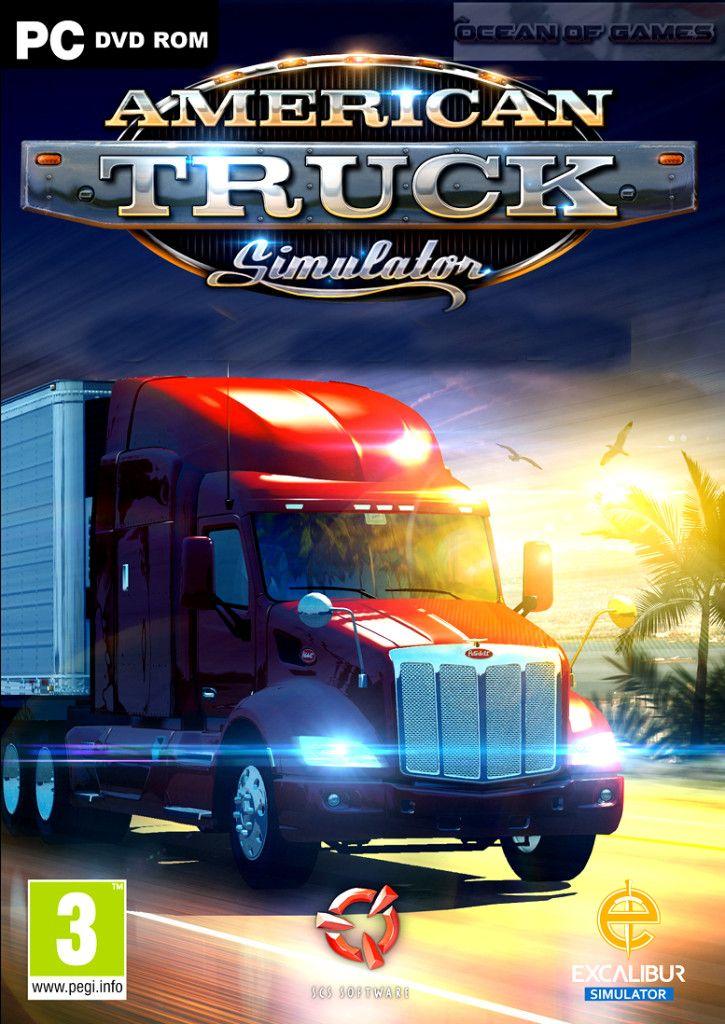 American Truck Simulator 2016 Free Download zxxmmnn