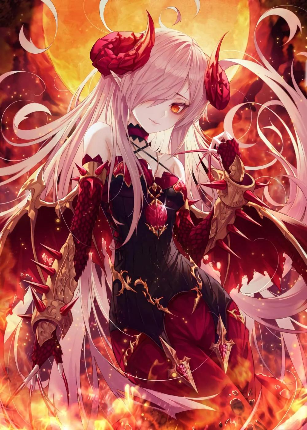 Photo of Fire Demon ? [Original?]