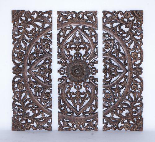 Wood Wall Panel (Set of 3) Finish: Dark by Woodland Import, http://www.amazon.com/dp/B00CDR0OBI/ref=cm_sw_r_pi_dp_1L7msb0CSZ8VS