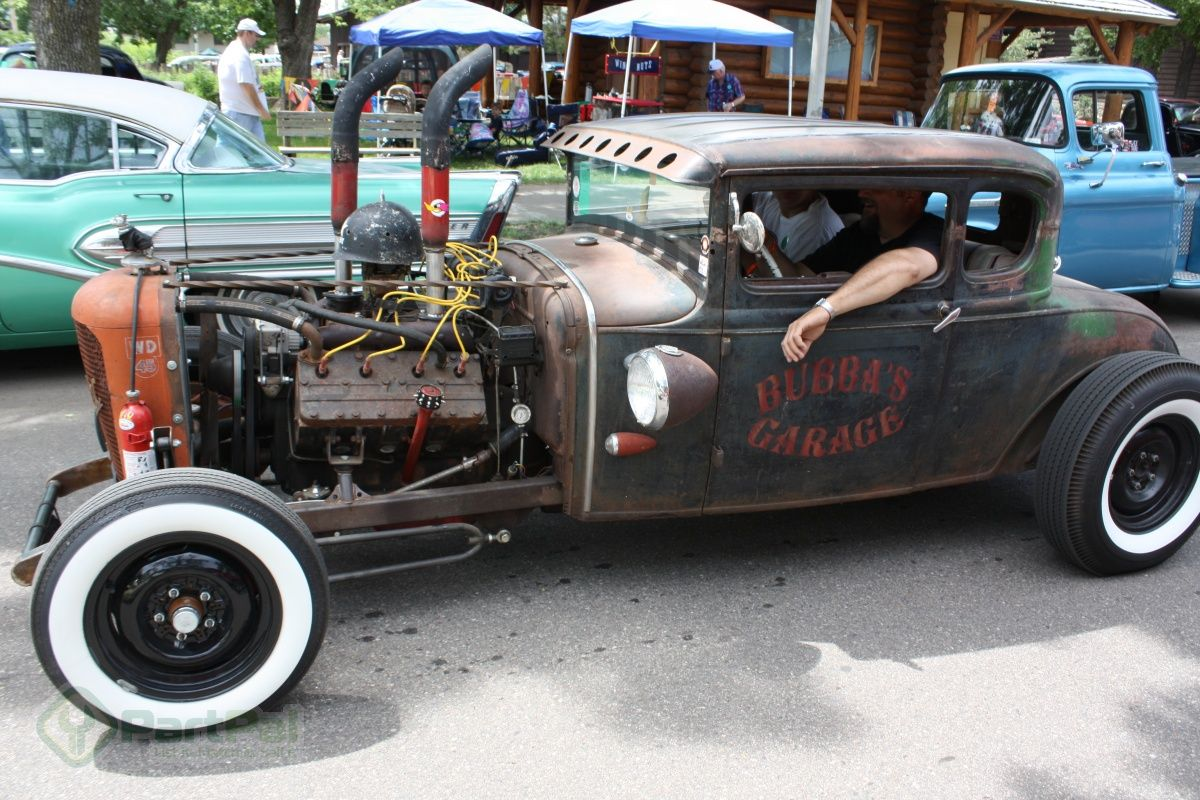 rat rods | Rusty rat rods with class. Old school & old style. Hot ...
