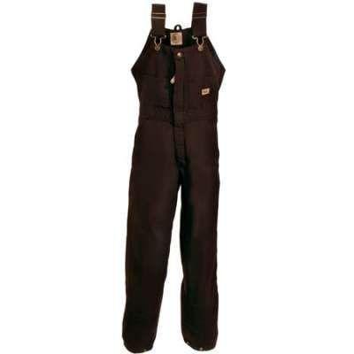 berne wb515 dbn women s brown insulated bib overalls our on womens insulated bib overalls id=14540
