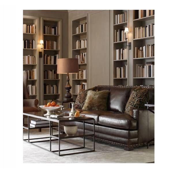 Sleeper Sofas Cantor Leather Sofa Bernhardt Star Furniture Houston TX Furniture San Antonio