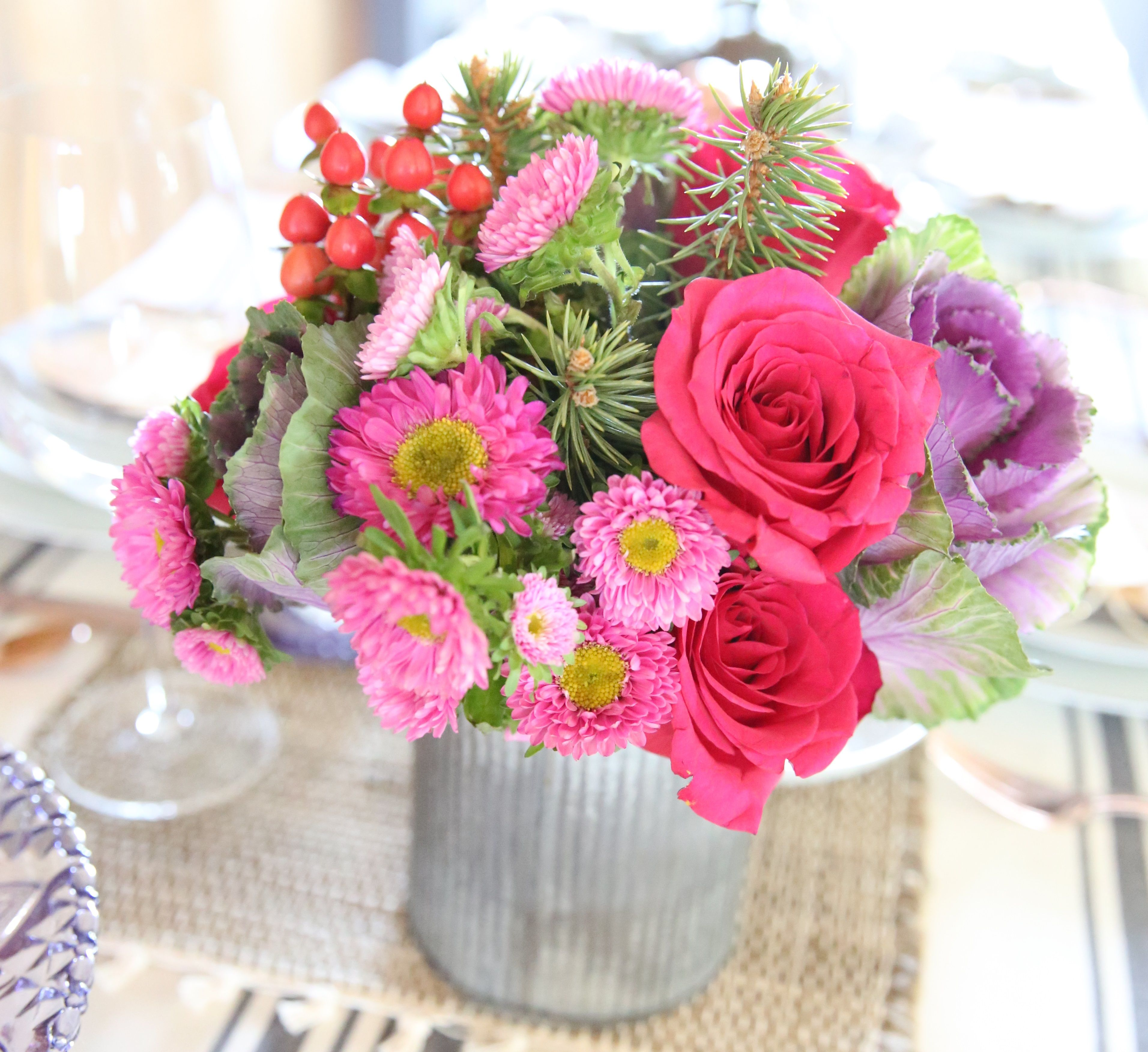 Pretty in pink Flowers delivered, Fresh flowers online