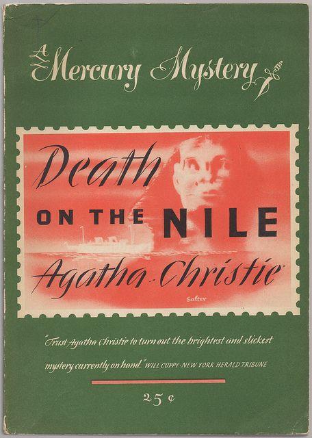 Agatha Christie - 1937 Death on the Nile