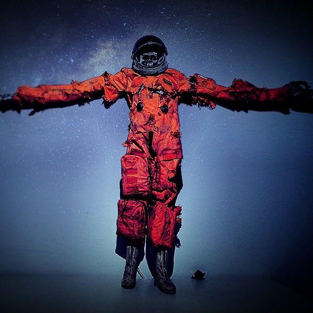 3ALegion feature: Evenfall - Strigoi Moonbase Omega Astronaut (doesn't come with the helmet), photographed by lele_threea (http://instagram.com/lele_threea). #threeA #AshleyWood #WorldOf3A #WO3A #Evenfall #3ALegion