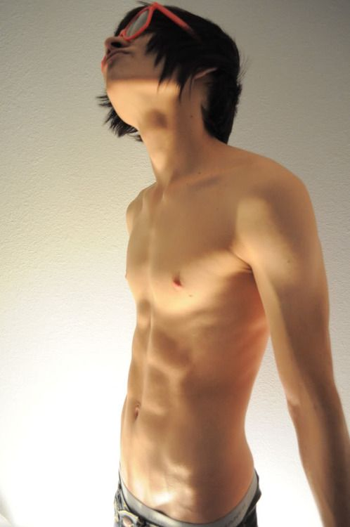 boys emo Sexy shirtless