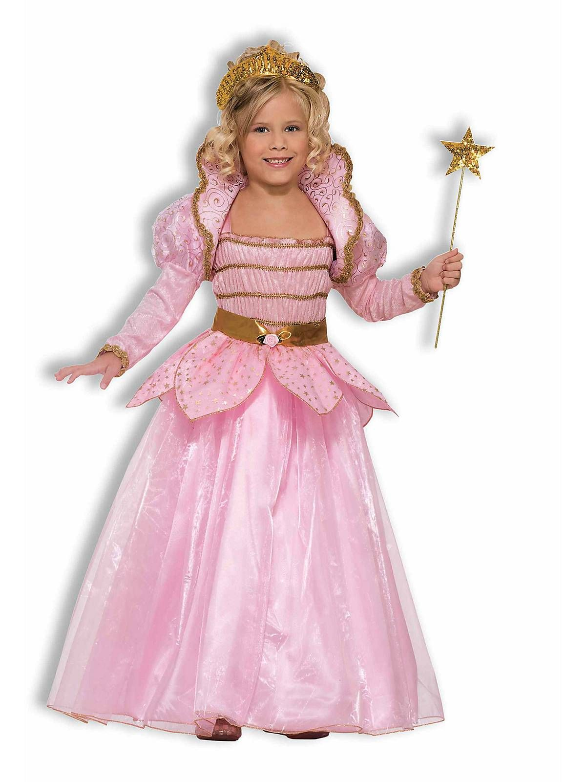 Little Pink Princess Costume | Girls Princess Costumes
