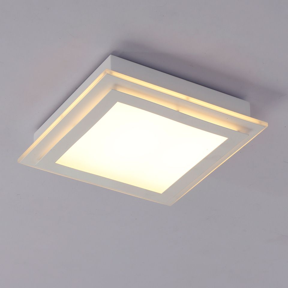 Modern Square Ceiling Lamp Basewith Special Sales Ceiling Lamp