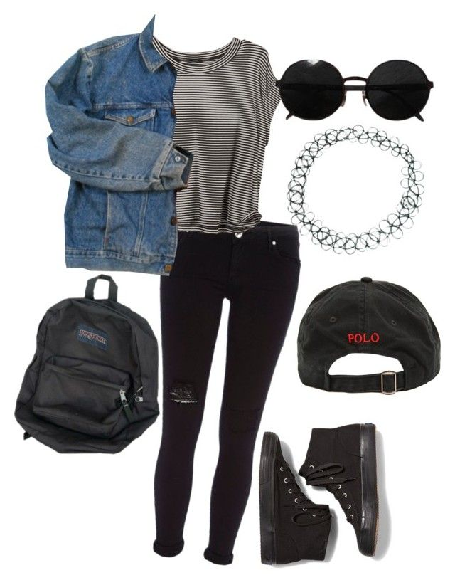"""""""I wanna get the late night message from you"""" by kimplausible ❤ liked on Polyvore featuring River Island, Keds, Ralph Lauren, Wrangler, ASOS, Versace, tumblr, grunge and 90s"""