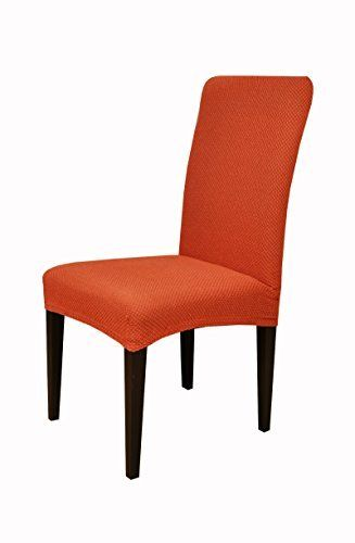 Awesome Subrtex Chair Covers Jacquard Spandex Fabric Dining Room Brilliant Fabric Chair Covers For Dining Room Chairs Inspiration