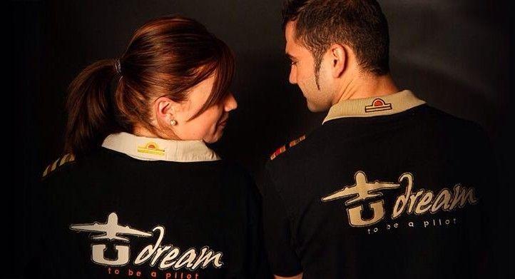 Polo Homme/Femme - To Be a Pilot======>#accessoires #Bijoux #Noël #Décoration #Coiffure #hommes #Shopping