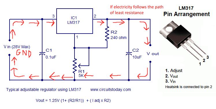 enter image description here dc power supply pinterest circuits rh pinterest com