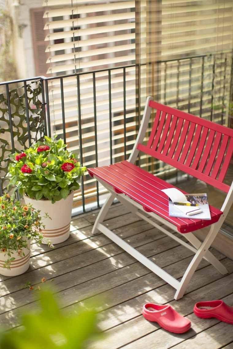 #Jardins Et Terrasses 45 Idées Originales Du0027aménagement Balcon Pas Cher à  Découvrir #