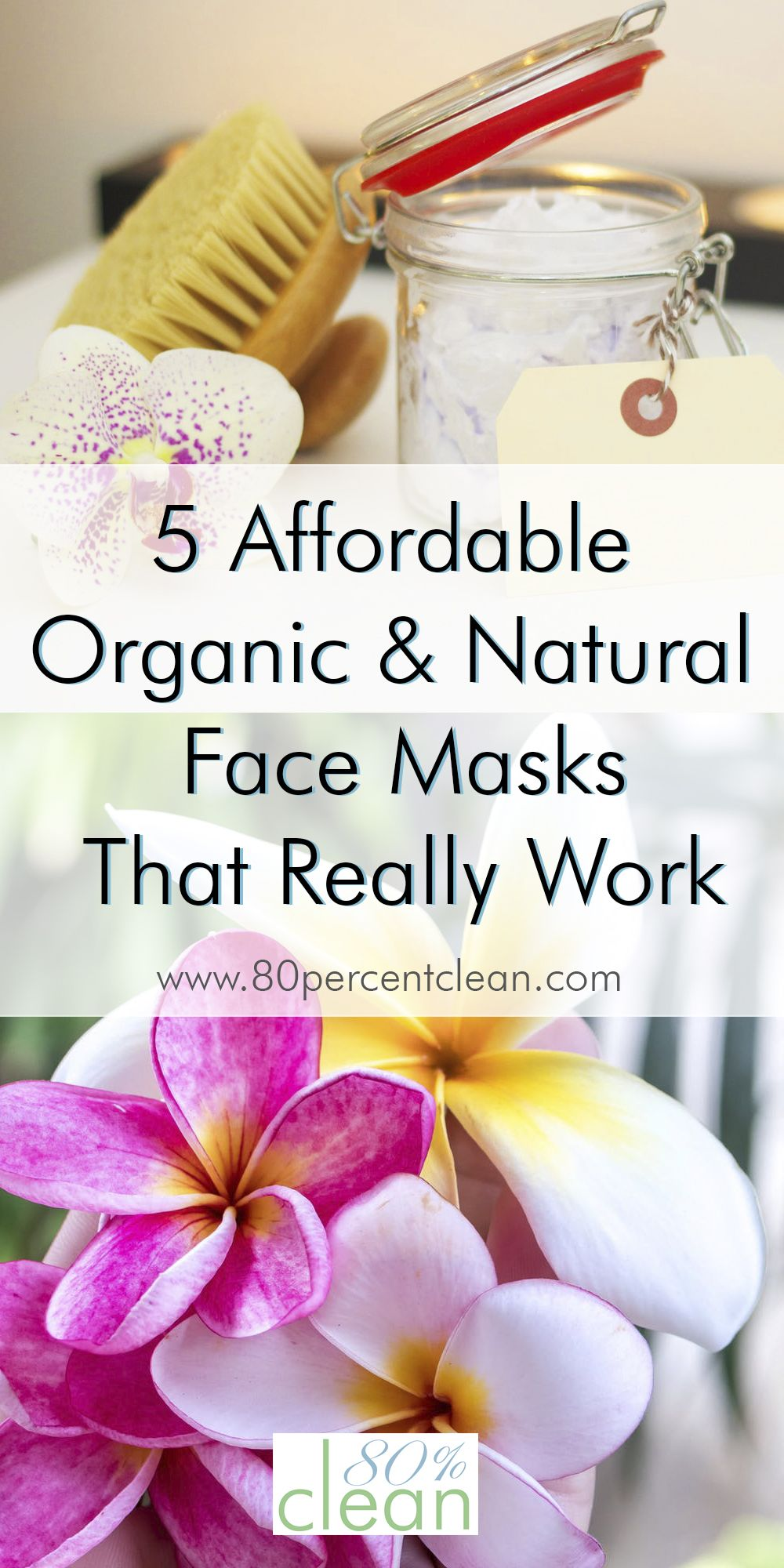 5 Affordable Organic and Natural Face Masks That Really Work ...