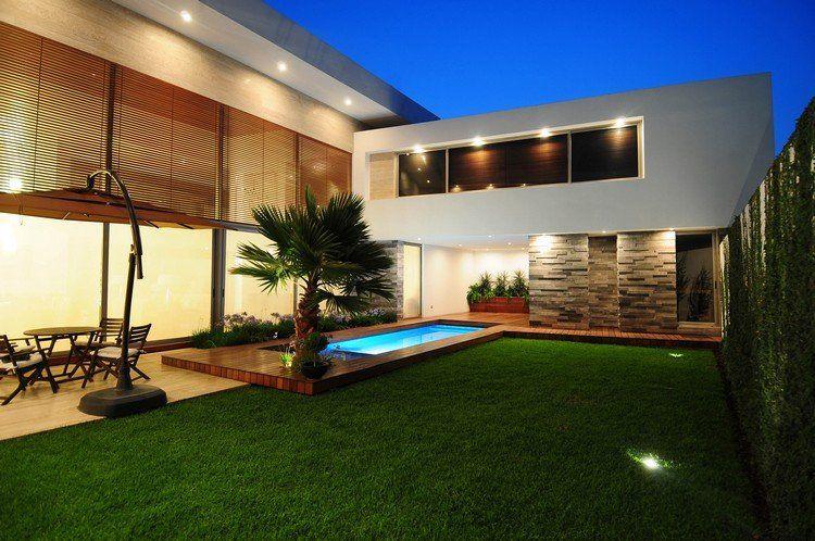 amnagement autour dune piscine ides de conception cool - Conception D Une Piscine