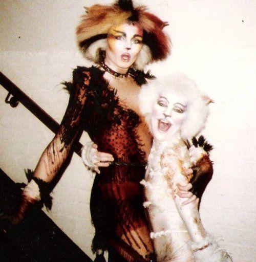 Bombalurina Victoria Cats Musical Cat Girl Jellicle Cats