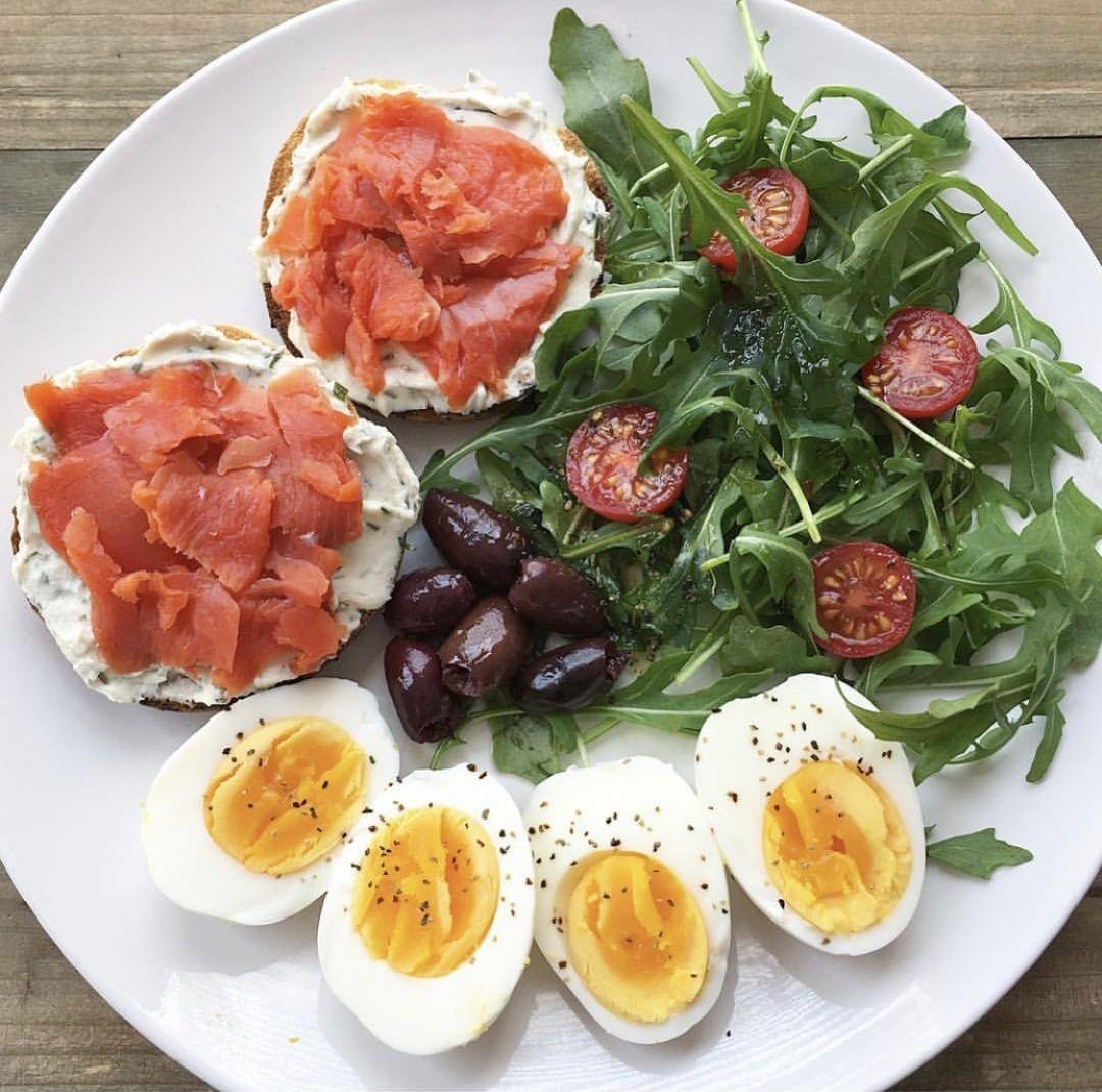 Вкусные и полезные завтраки для похудения
