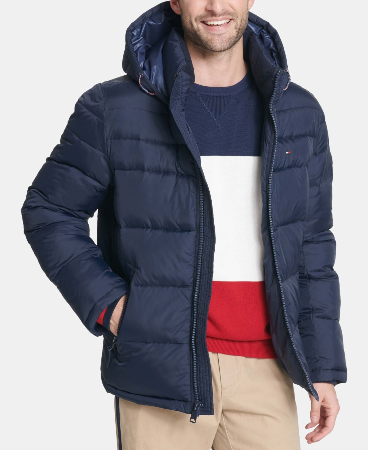 Tommy Hilfiger Men S Quilted Puffer Jacket Created For Macy S Reviews Coats Jackets Men Macy S In 2021 Tommy Hilfiger Jacket Men Tommy Hilfiger Jackets Quilted Puffer Jacket [ 1466 x 1200 Pixel ]
