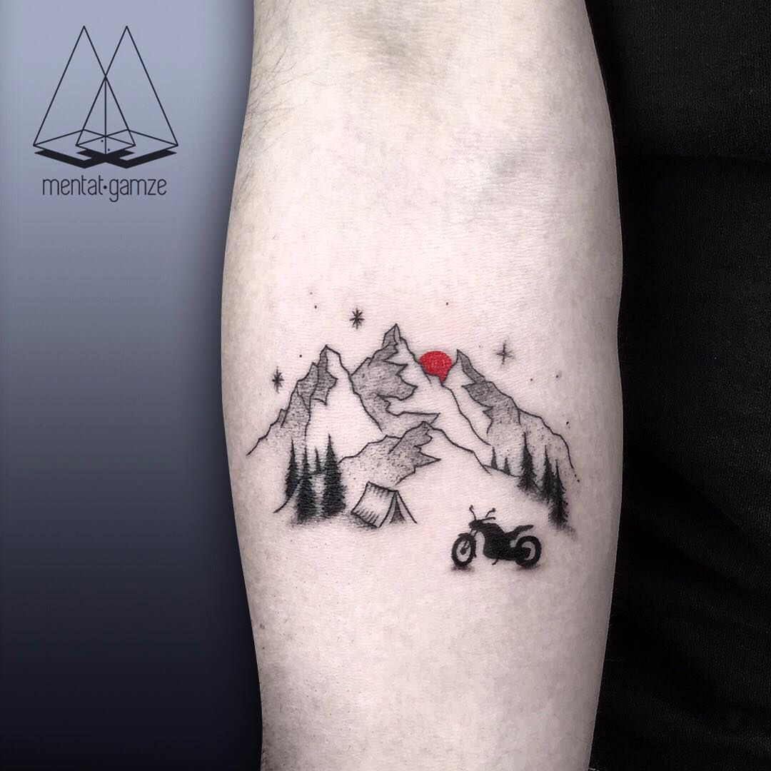 f1fffe225 Artist Puts a Single Red Dot in Every Tattoo to Symbolize Hope and ...