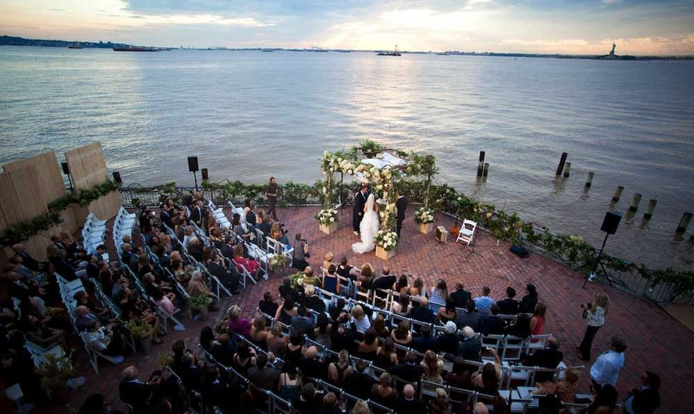 Liberty Warehouse Brooklyn New York Wedding Venues Pricing Info