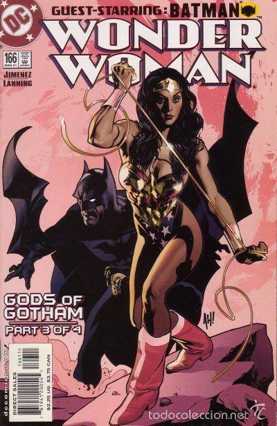 WONDER WOMAN #166, DC COMICS, 2.001, USA