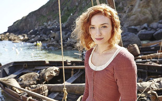 Forget bare-chested Poldark - now it's Demelza who has viewers really swooning
