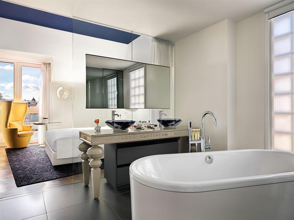 . Bathroom at Andaz Amsterdam Prinsengracht  Amsterdam  Netherlands