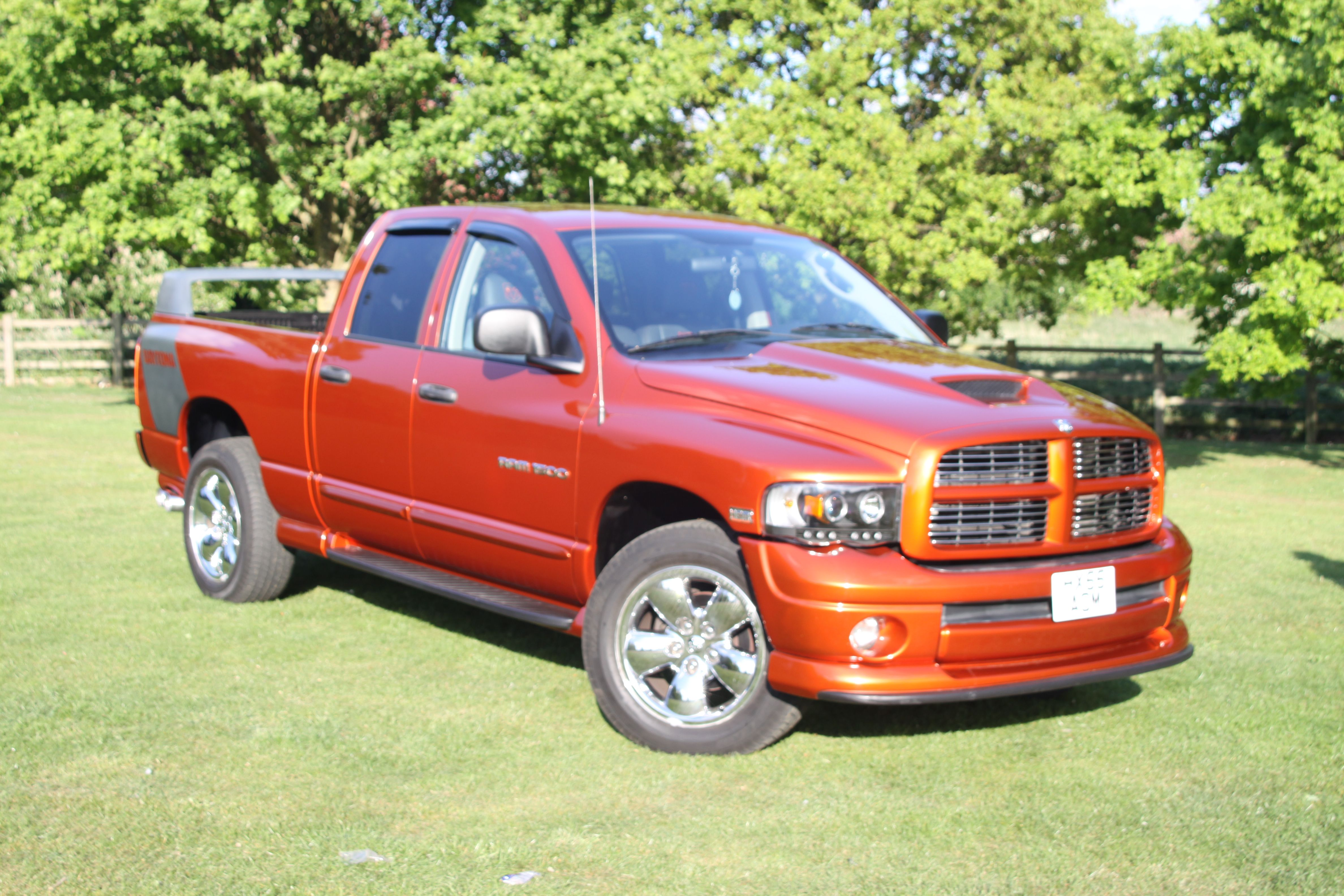 Orange Red Dodge Ram Truck Dodge Trucks Ram Dodge Trucks Ram Trucks