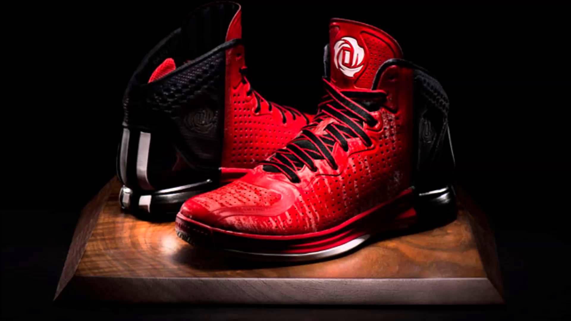 D rose shoes