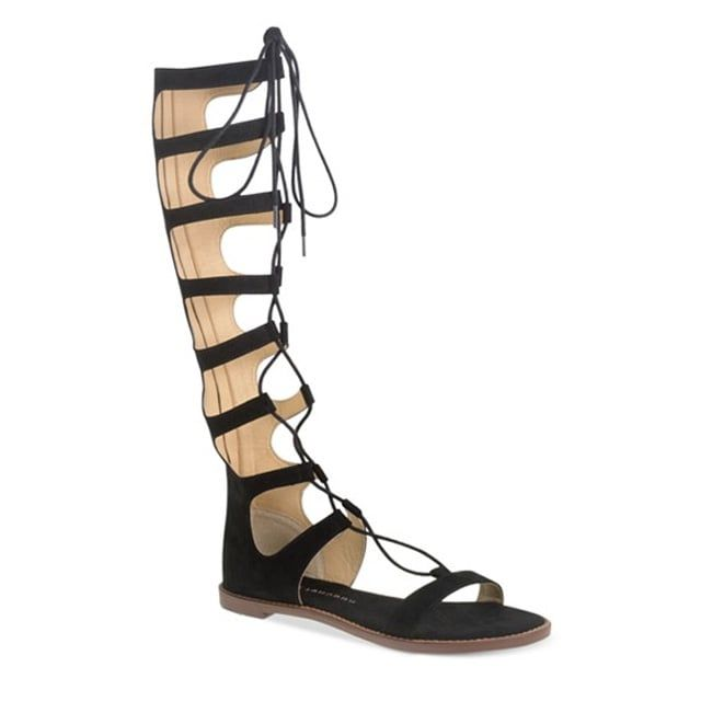 1202ee33446 Chinese Laundry  Galactic  Tall Gladiator Sandals ( 89)