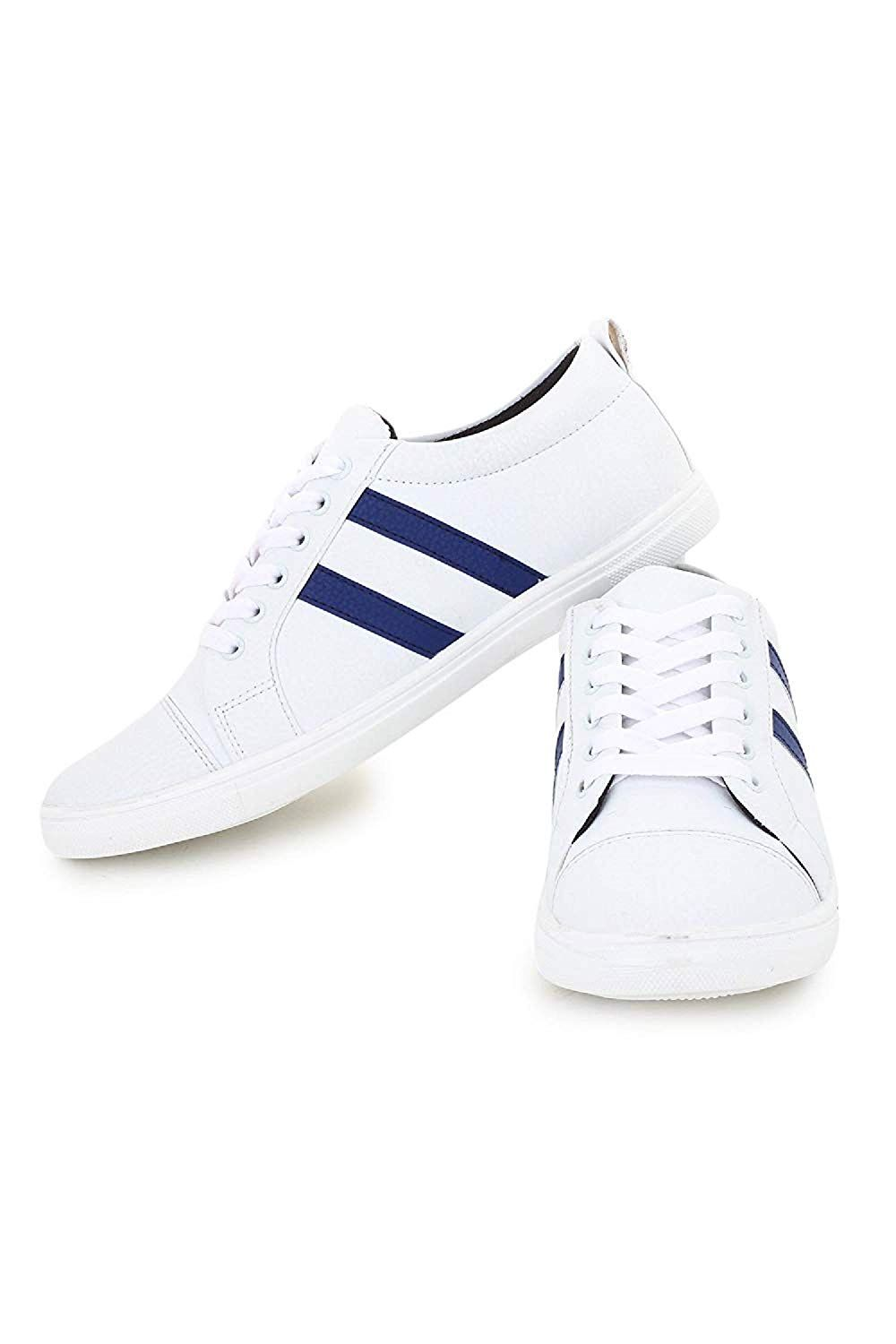 White shoes men, Mens sneakers casual