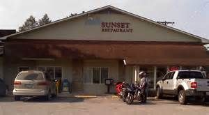 Sunset Restaurant In Franklin Nc