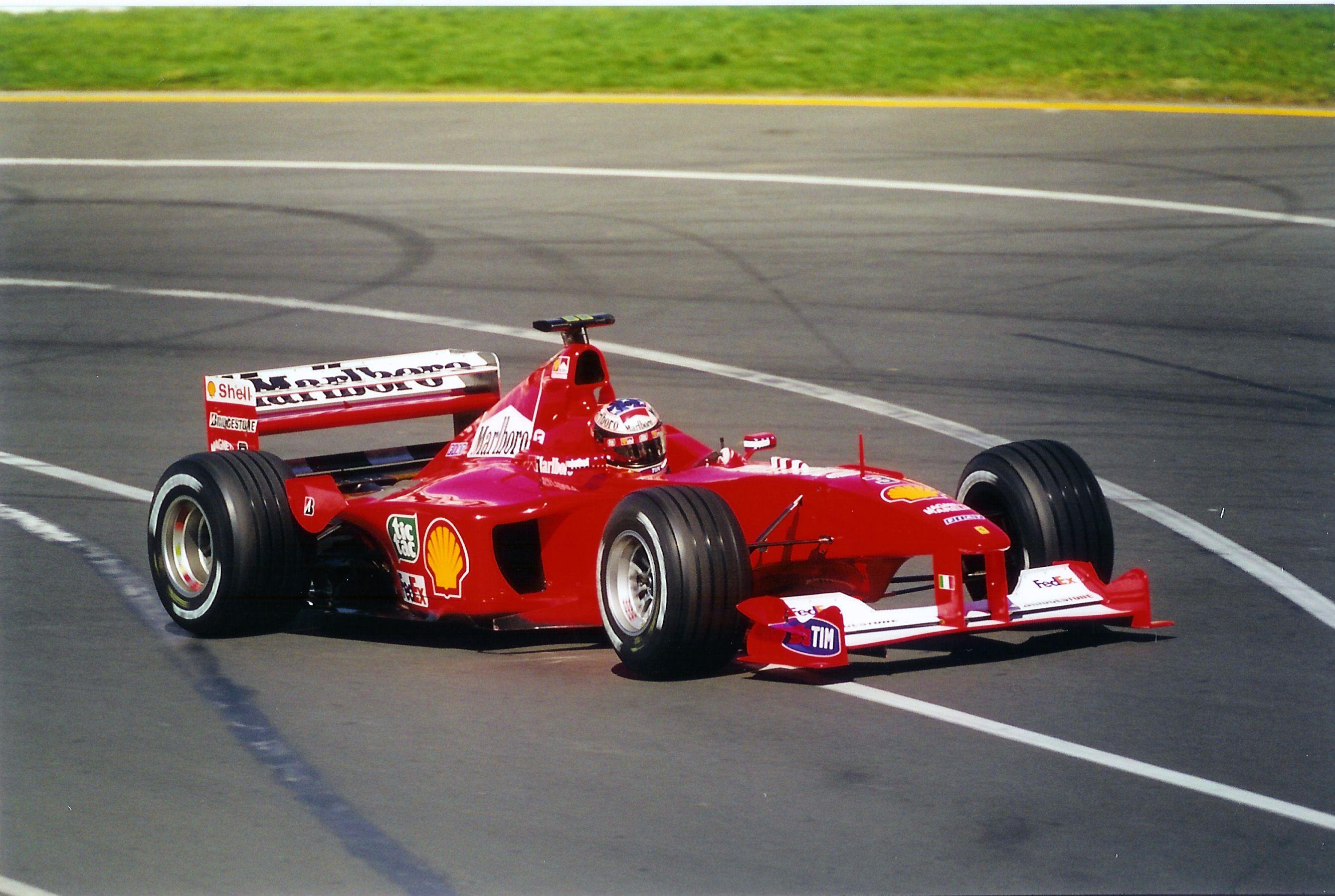 2000 Michael Schumacher Ferrari F1-2000(画像あり)