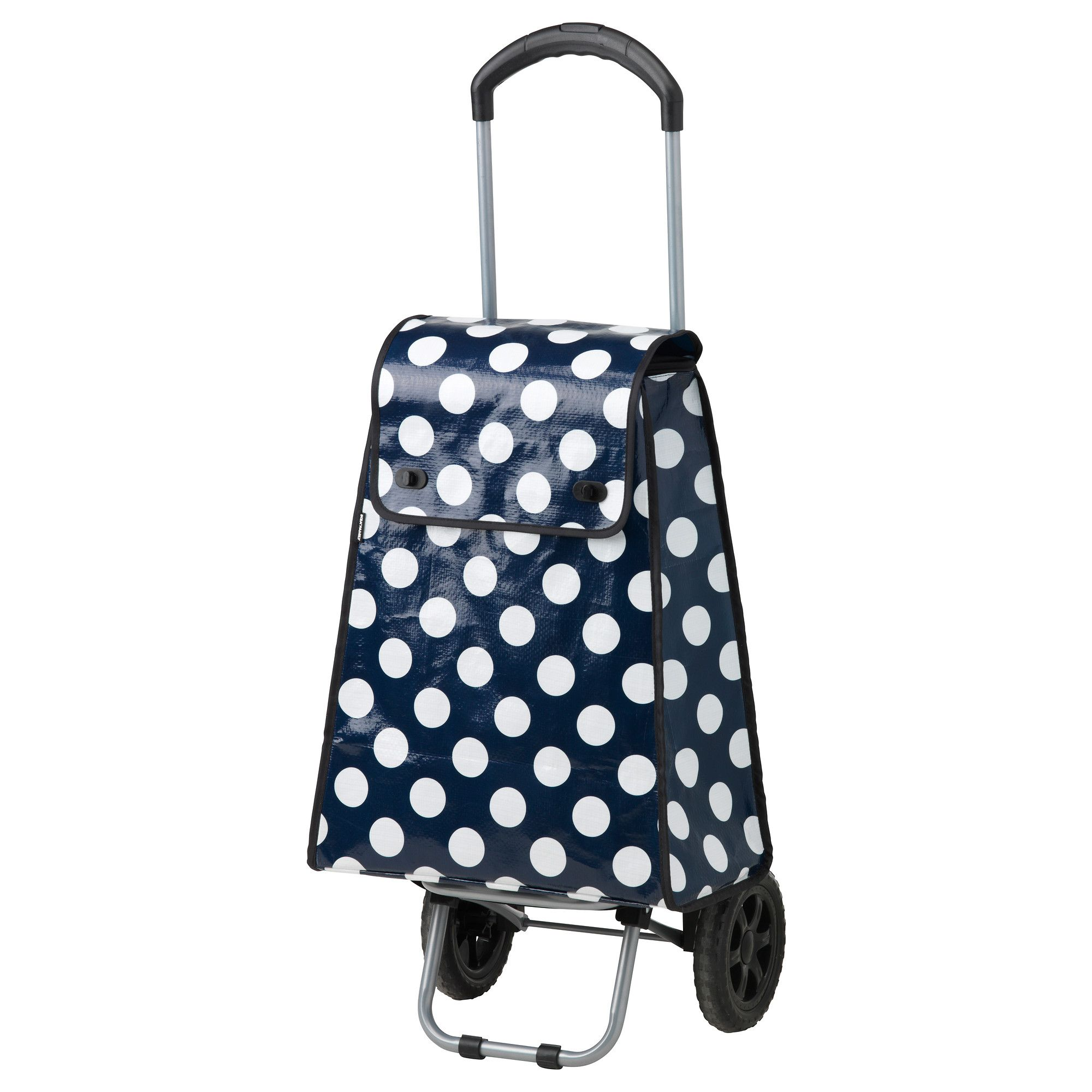 UPPTÄCKA Shopping bag with wheels - IKEA only $17.99 at ...