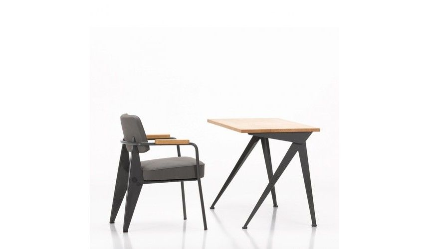 Compas Direction Table   Desk furniture, Table, Vitra