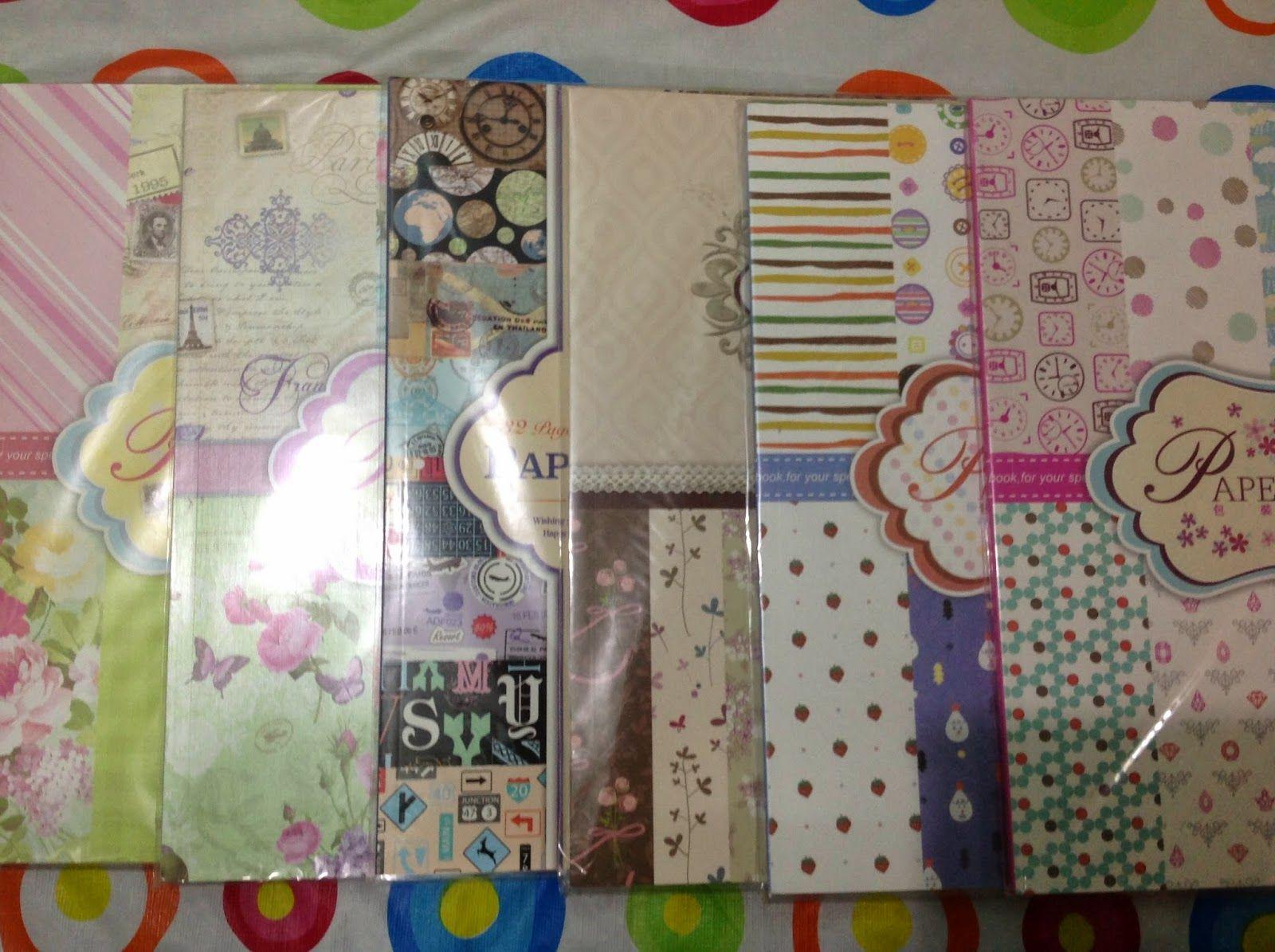 Scrapbook paper store - Scrapbook Paper Form Wellmanson Villalobos St Quiapo