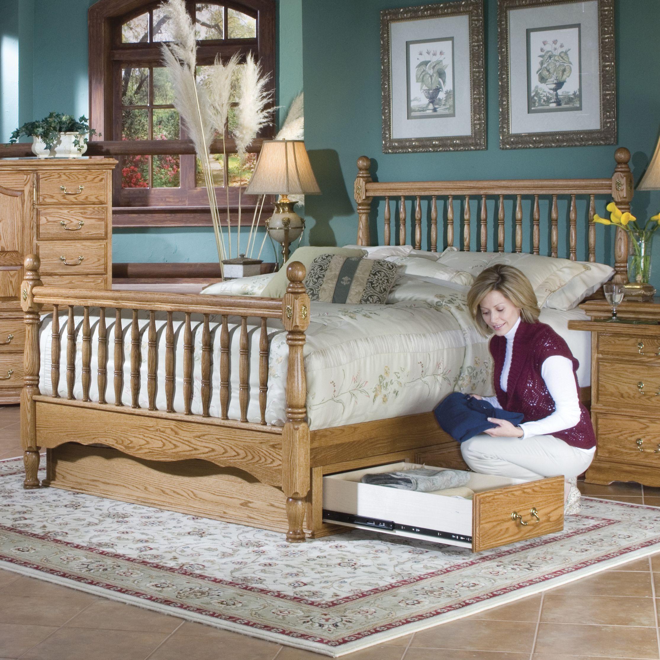 American Made Wood Bedroom Furniture