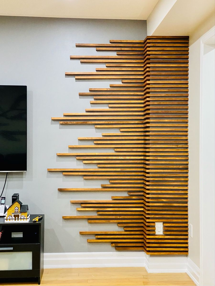 Diy Wall Art In 2021 Home Room Design Wall Decor Design Diy Home Decor Homemade wall decoration for living room