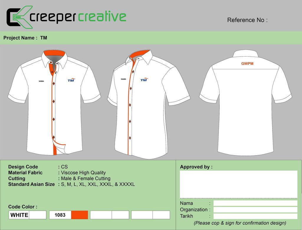 Kapas Top Corporate Shirts Printed Shirts Create Custom T Shirts