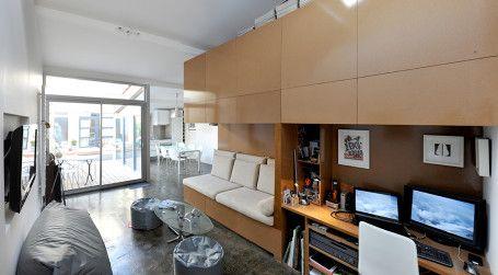 un garage transform en petit logement - Transformer Un Garage En Logement