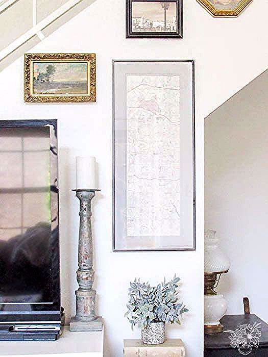 How to Refresh Ugly Thrift Store Picture Frames and their Mats in...  Best Picture For  Thrift Store... - #frames #picture #refresh #store #their #thrift - #DiyFurnitureUpcycle